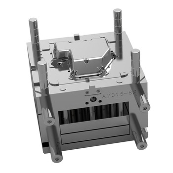 Cheap ABS Plastic Rib Network Mould , Shenzhen Water Filter Injection Mold