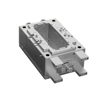 Custom-plastic-injection-molding-mould-and-plastic