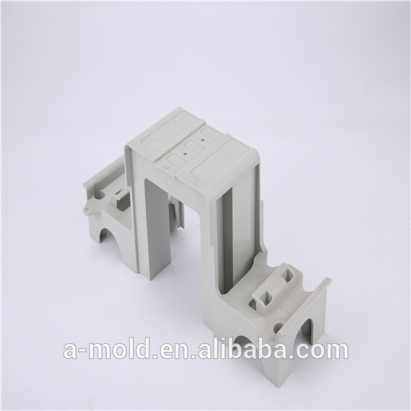 Thermoset-precision-plastic-injection-mold-with-processing