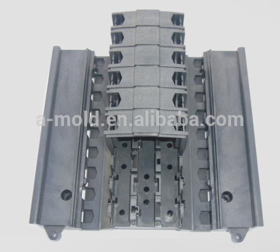 Open New Plastic Injection Mould Tooling for Auto Plastic Parts Factory 5