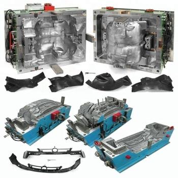 driving-system-panel-Auto-Parts-Mould-precision