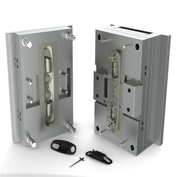 China factory plastic connectors for sales plastic Mold/mould