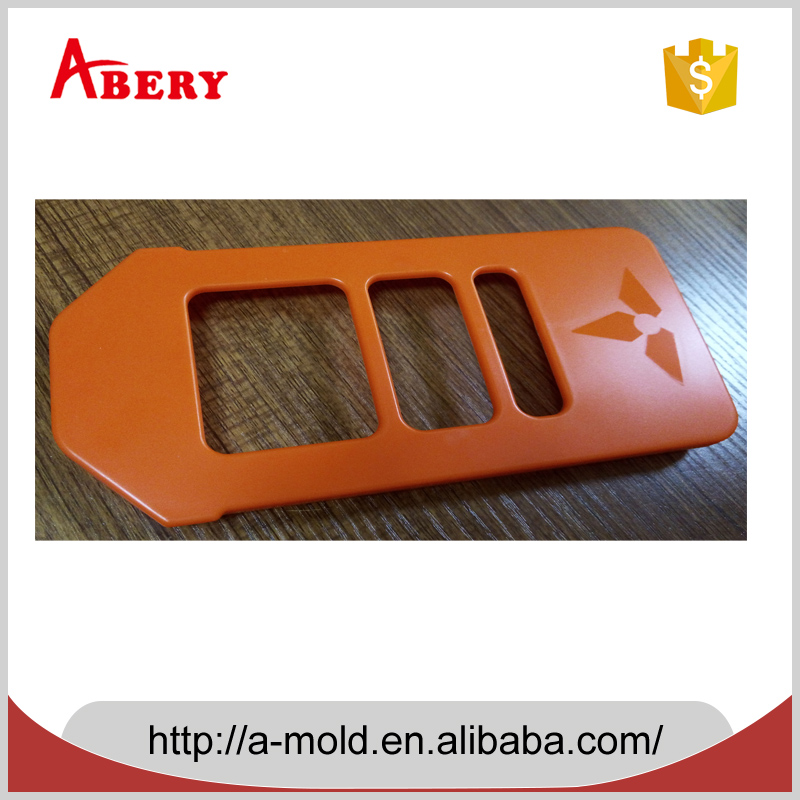 car accessories supplier safety refector folding plastic warning triangle injection mould
