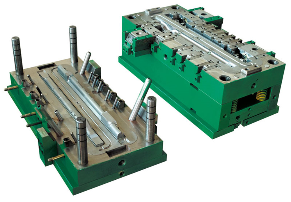 plastic injection moulding machine Injection Mould Details
