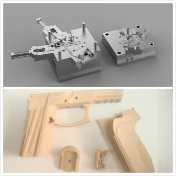 The-colt-Gun-Bag-plastic-frame-injection