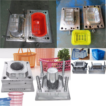 Customized-plastic-storage-basket-injection-mould-plastic