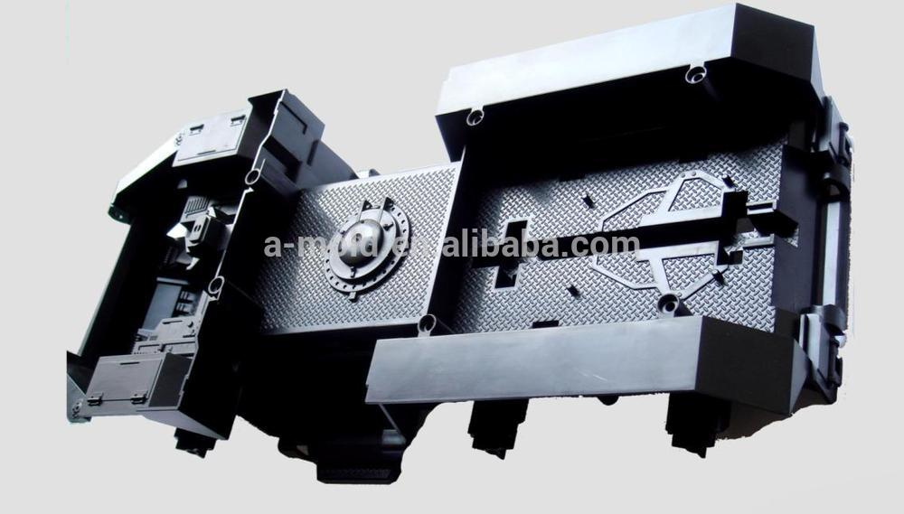 High Quality cheap injection mold 7