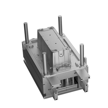 Plastic injection auto mold make up high quality module matrix casting form factory mold/ mould