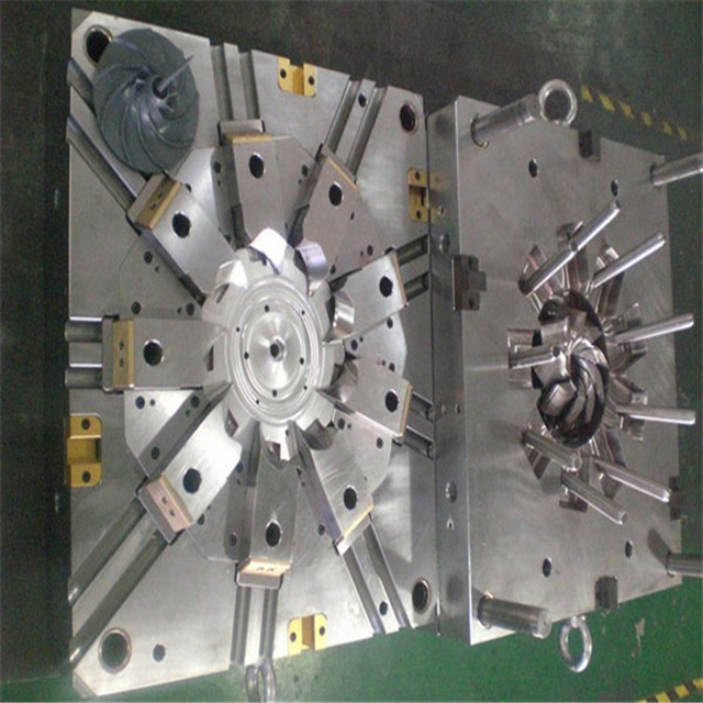 mould / mold custom making spare parts plastic injection moulding 7