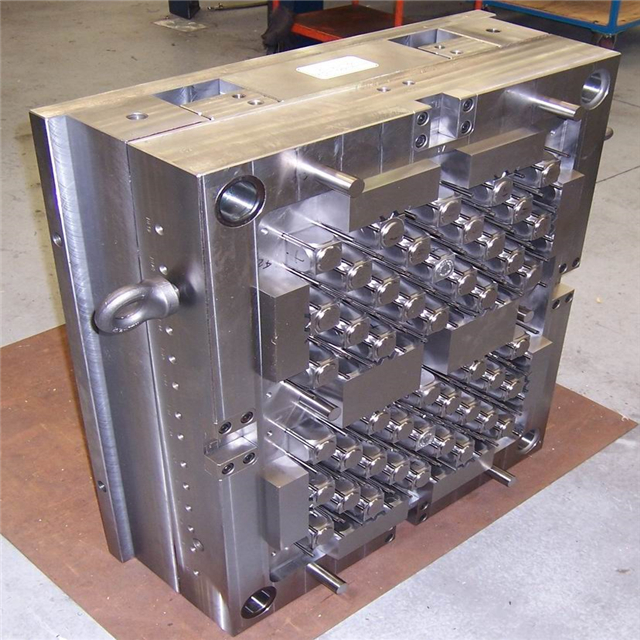 measure tube injection mold / mould OEM Details 19