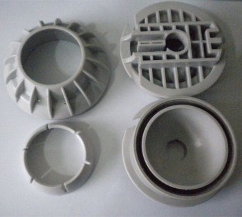 Medical-injection-mold-for-round-electronic-enclosure