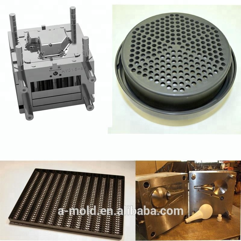 ABS Water Filter Mould , Cheap Shenzhen Ribs Filter Thermforming Molding