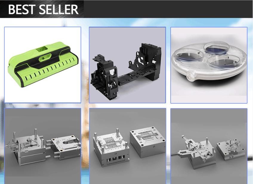 High Quality plastic injection molding 11