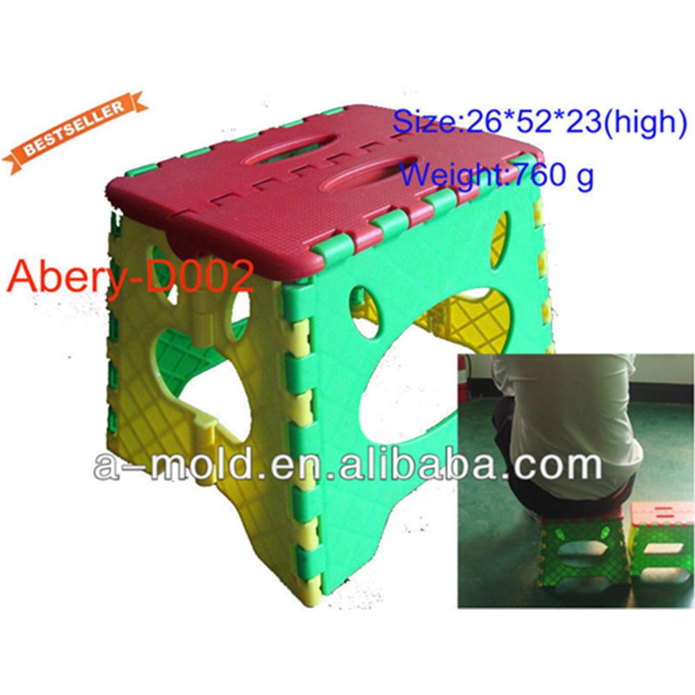 China plastic folding stool maker