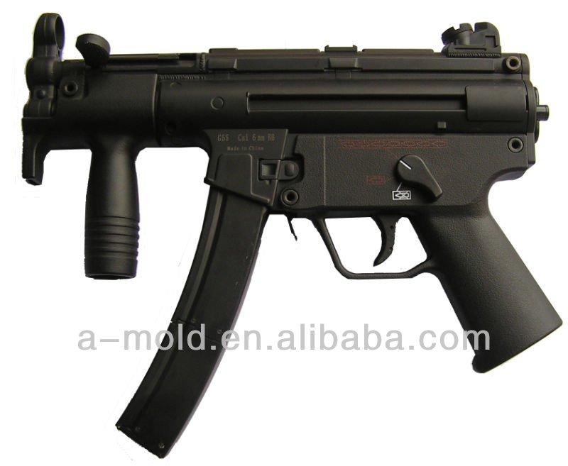 Crystal water bullet toy gun mold parts 7