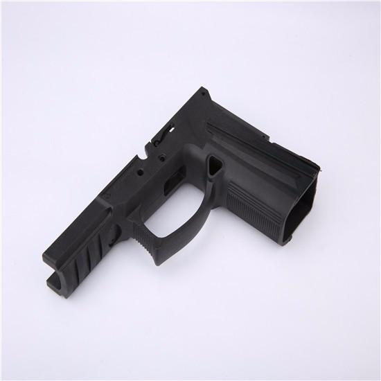 Crystal water bullet toy gun mold parts 3