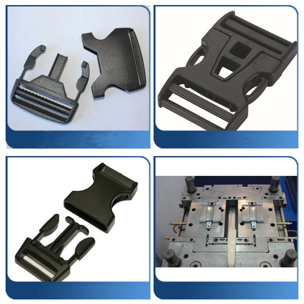 Ring-Snap-Plastic-Buckles-Trigger-Clips-Rotary
