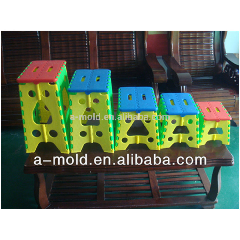 Folding Step Stool Chair Portable Small Mini Folding Stool Made in China