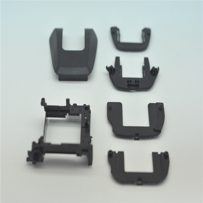 New design plastic injection mold and molded parts 7