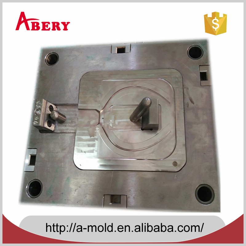 car accessories supplier safety refector folding plastic warning triangle injection mould 13