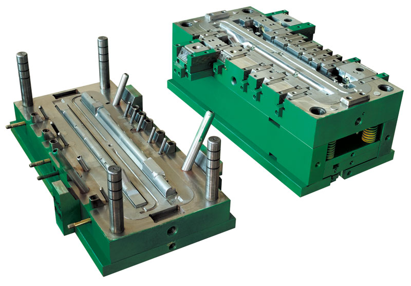 disposable plastic parts / bracket / measure tube injection mold / mould