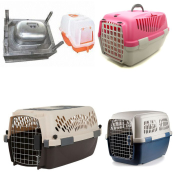 Foldable-Plastic-Case-Pet-Carrier-mold-mold