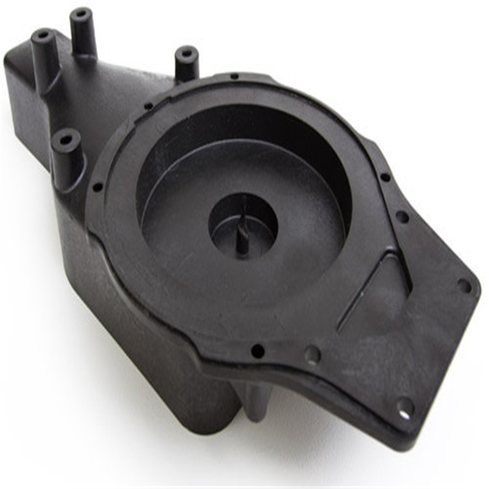 High quality China plastic injection mold and abs molded parts 5