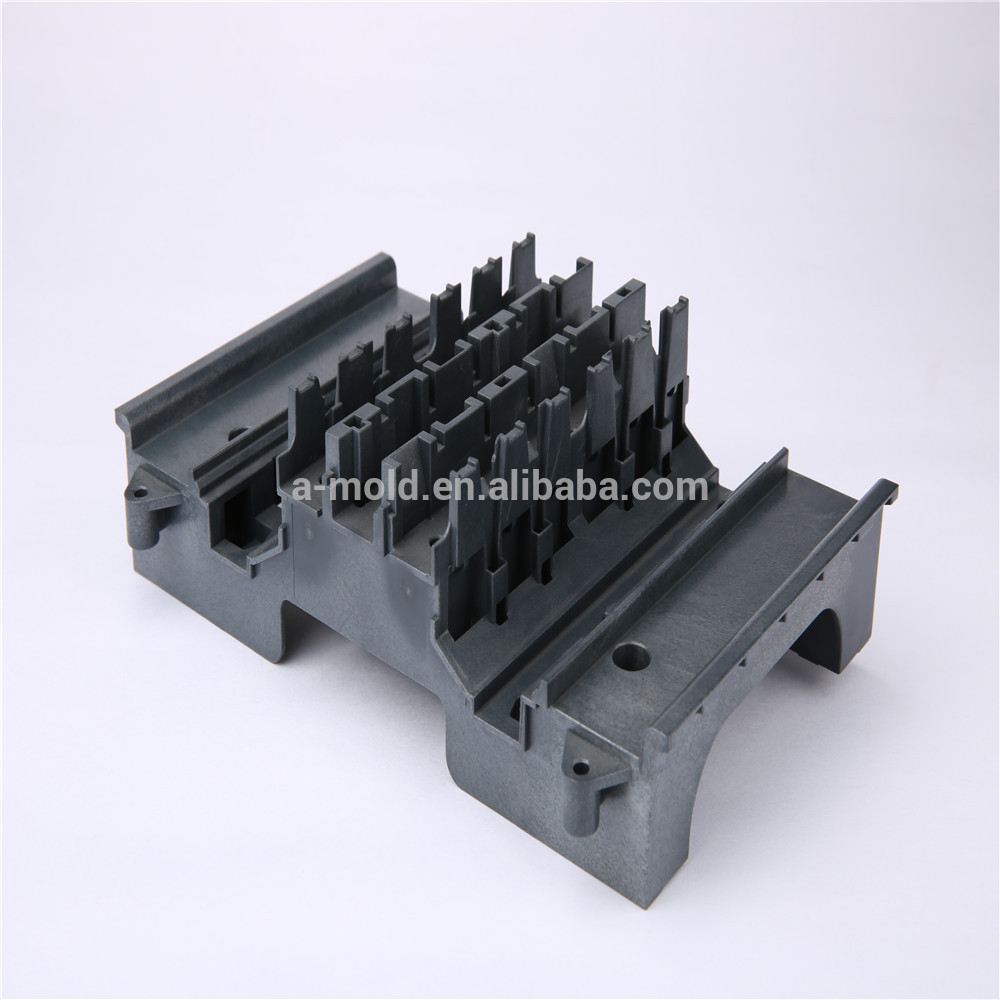 OEM plastic and customized molded parts strong plastic parts molding