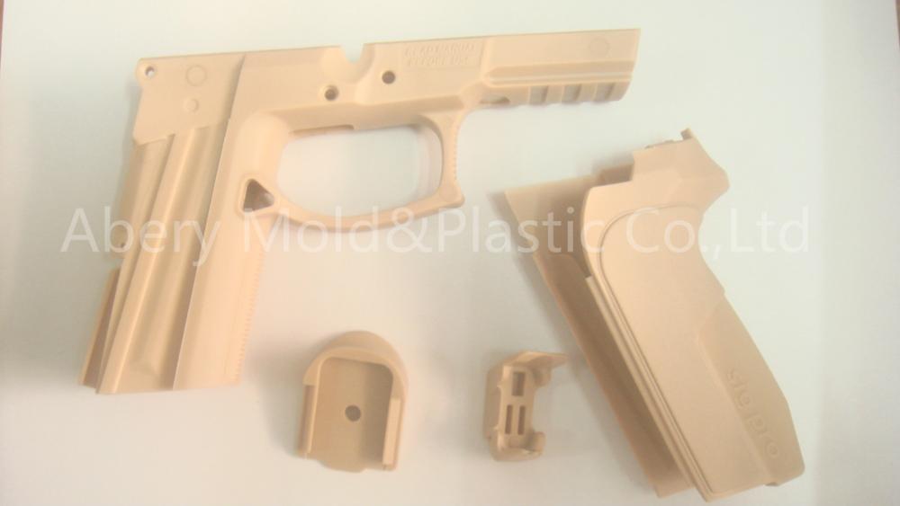 colt pocket pistol plastic parts mould