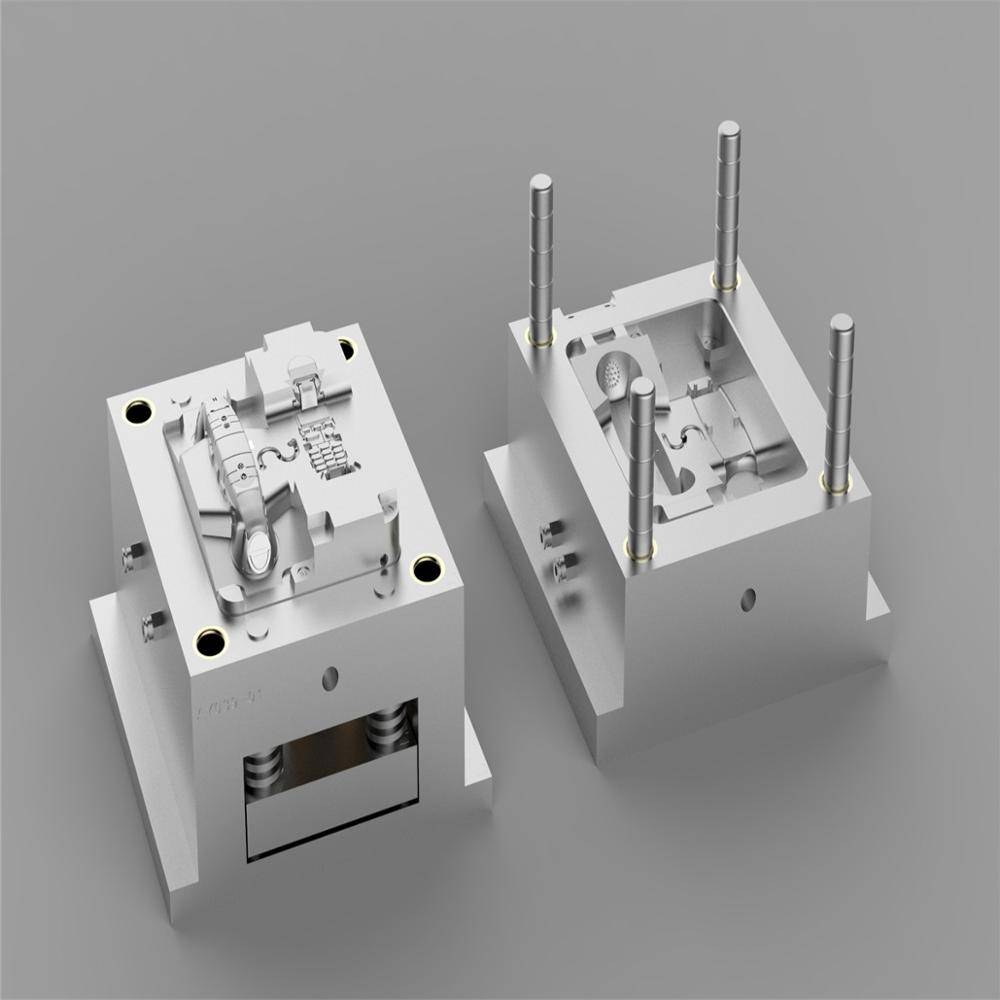 2018 LKM, HASCO mould base Plastic Injection molded tooling maker,mold makers