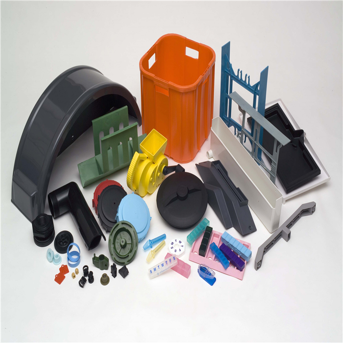 High Quality abs injection molded plastic parts 9