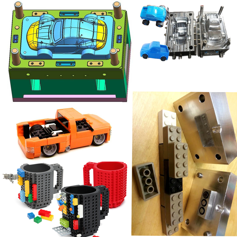 Toy Train Mould, Game Console Plastic Mold , 6mm Airsoft Gun Plastic Mould
