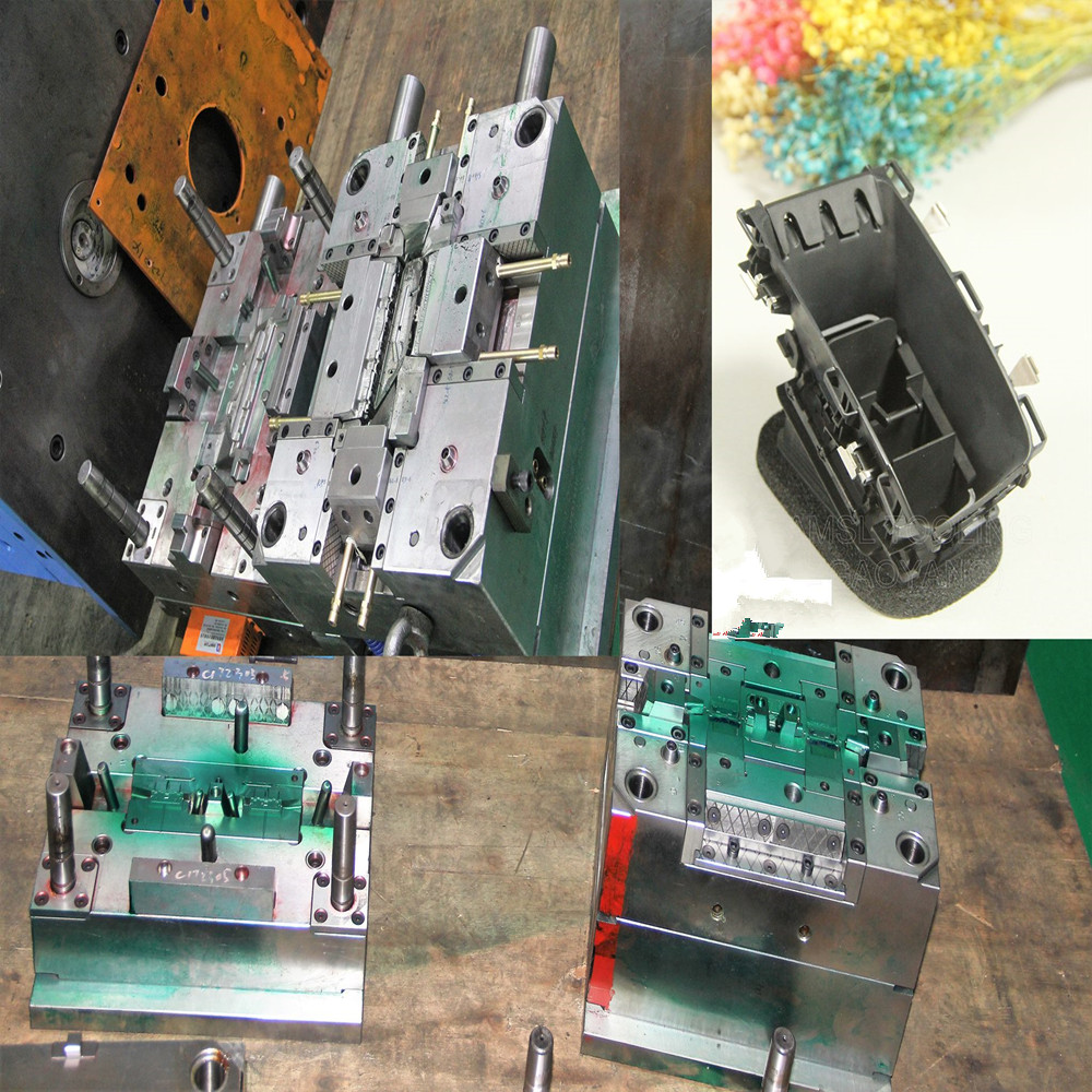 Shenzhen-plastic-injection-mold-factory-produces-pvc