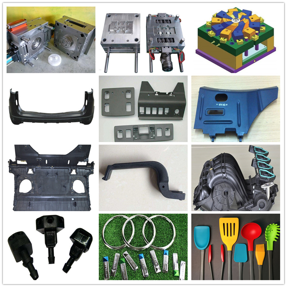 3d Vacuum cup water fruit plastic injection mould / mold 5