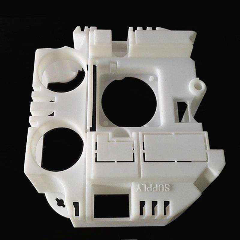 Shenzhen injection mould manufacturer fast produce CNC plastic prototype