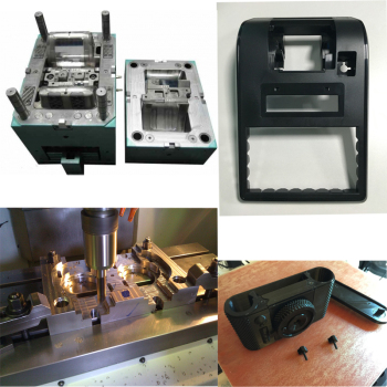 POM-plastic-gear-mold-for-electric-motor