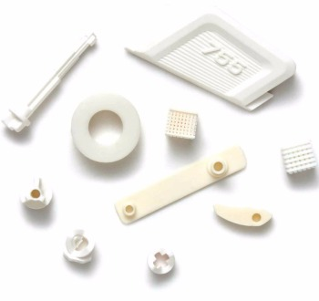 Plastic-electronic-parts-molding-wifi-case-and