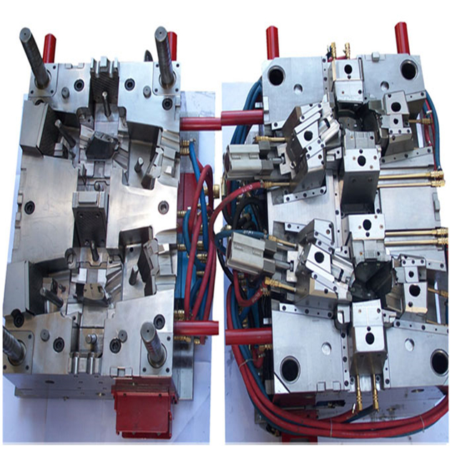 auto parts mold Injection Mould Details 11