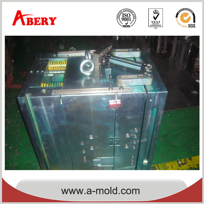 plastic injection mold ABERY-490 Details 25