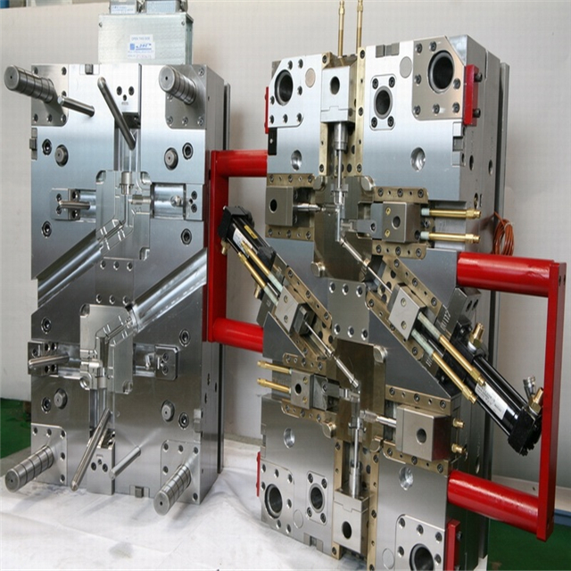 Shenzhen injection mould manufacturer fast produce CNC plastic prototype 13