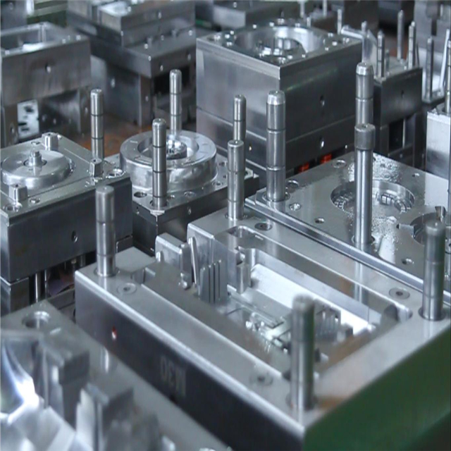 Mold/mould Hot and cold press auto parts injection mold manufacture 9