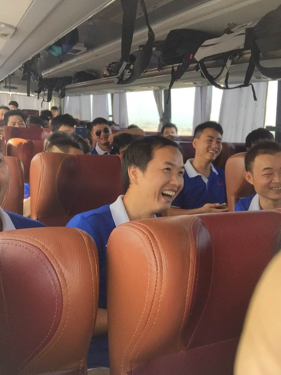 ABERY COLLEAGUES TAKE A TRIP FOR TOURISM IN QINGYUAN