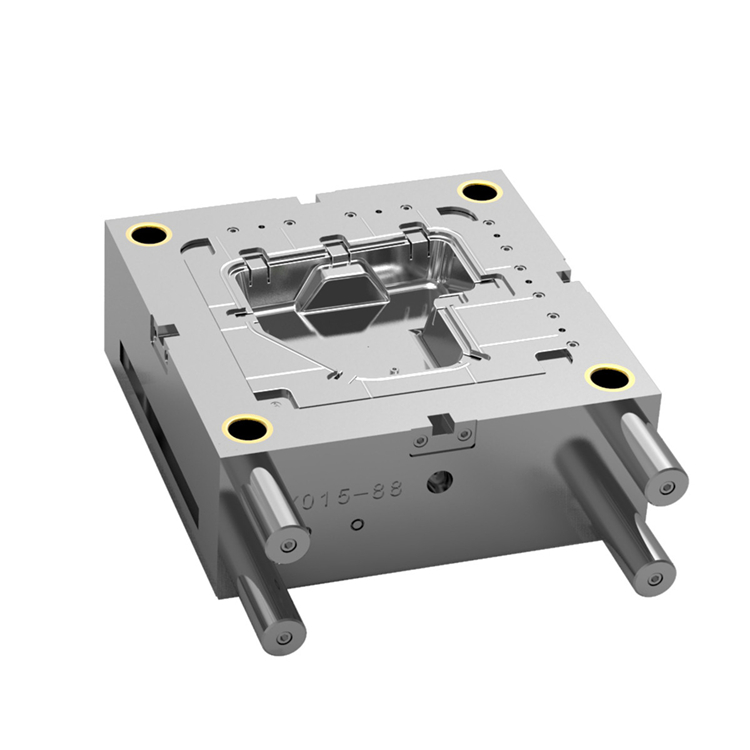 Plastic auto parts of wheel hub injected injection mold mould tool