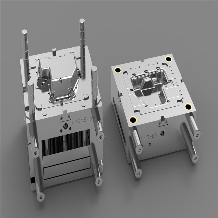 mold Factory price custom make up Injection moulding for medical parts