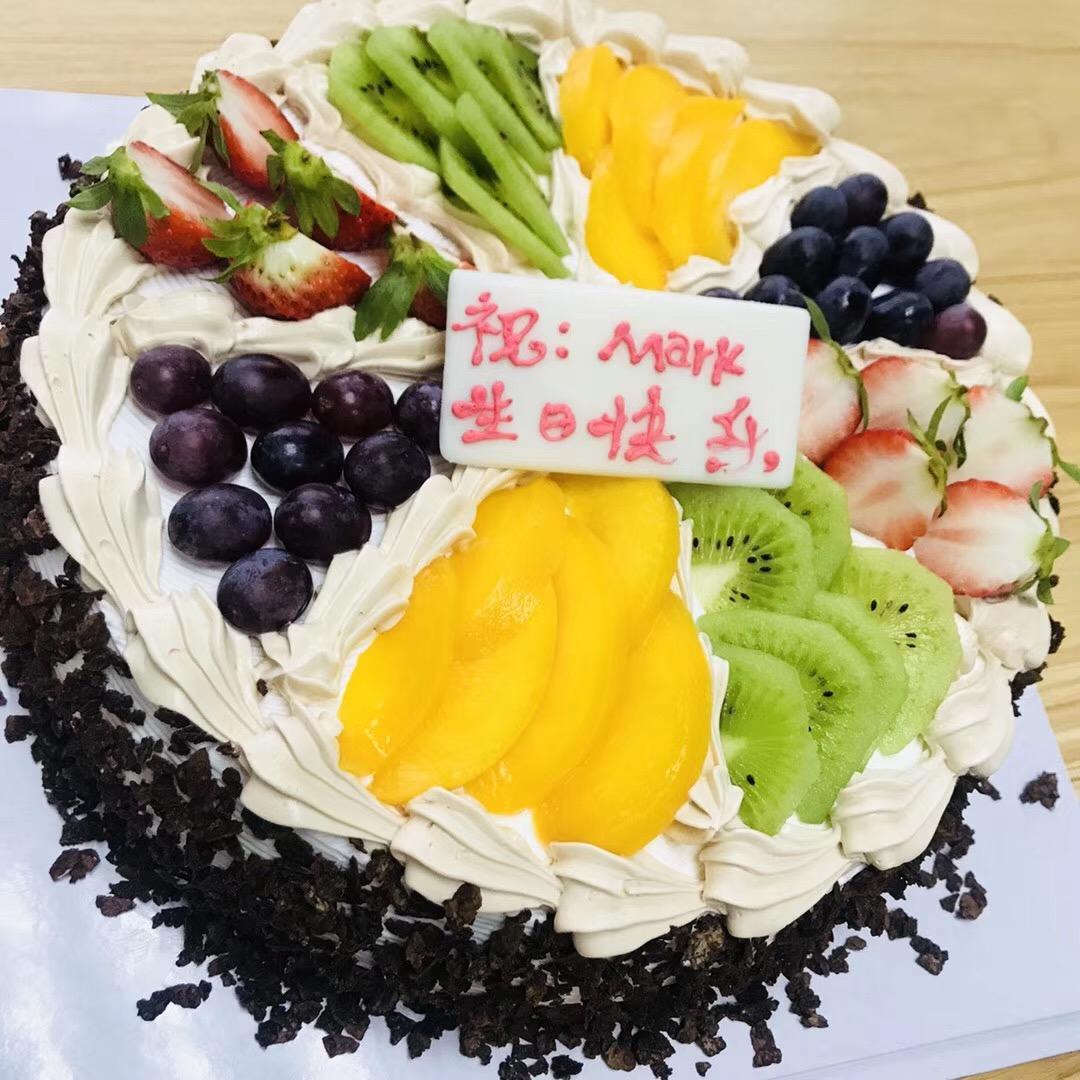 Happy Birthday to Mark
