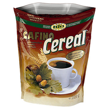 2018 hot product Plastic bag coffee tea stand up plastic bag