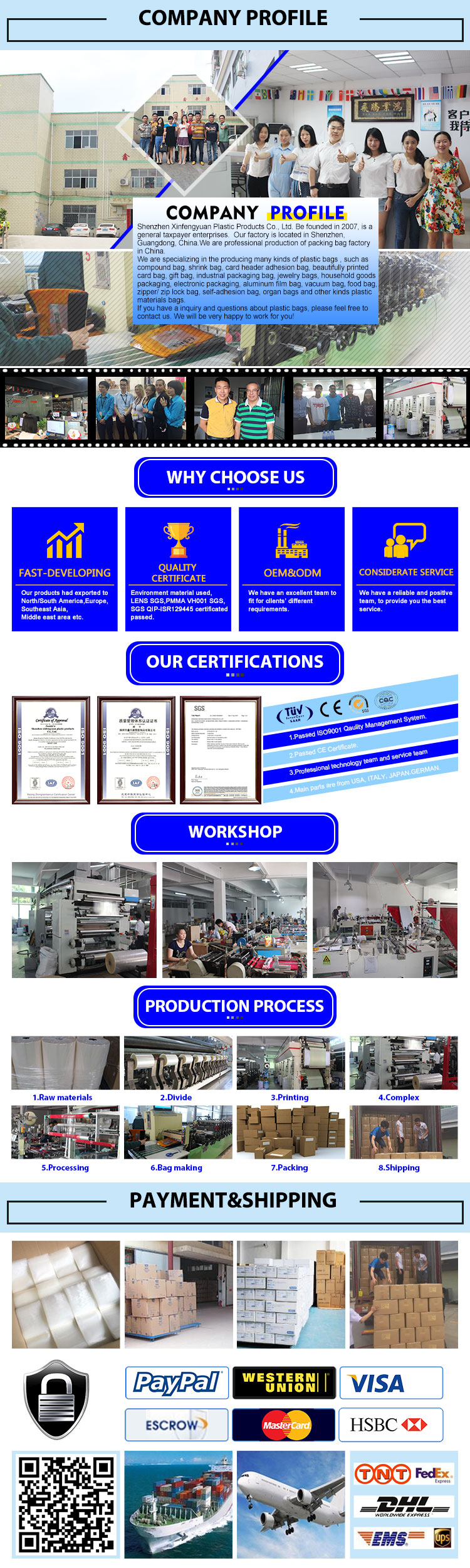 Shenzhen Xinfengyuan Plastic Products Co. 21