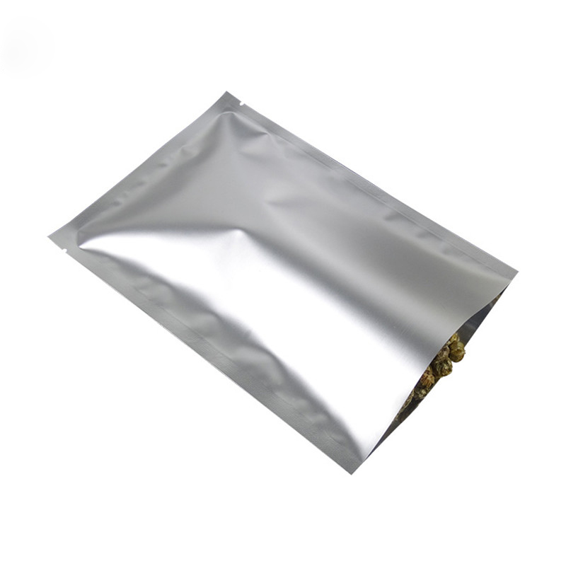 Colorful Three Side Seal Pouch Packaging Bag