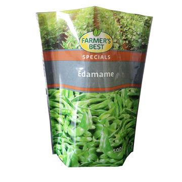 Custom Printed Laminated Plastic Food Packaging Bag For Fruits/vegetables Plastic Bag 5