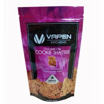Custom Smell Proof Food Grade Plastic Bags For Cookies / Cheese Powder Packaging plastic bag